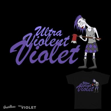 Ultra Violent Violet