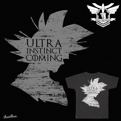 Ultra Instinct is Coming!