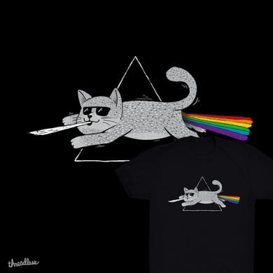 The Dark Side of Cats