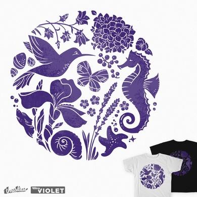 la vie en ultra violet