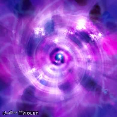 Ultraviolet Sahasrara (Pantone Colour of the Year 2018)