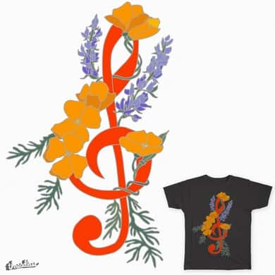 Musical Poppies