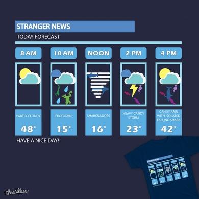 Stranger Forecast