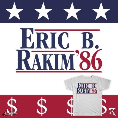 Eric B. for president