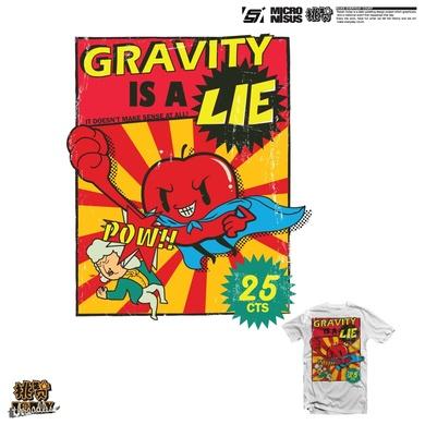 Gravity is a lie