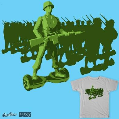 Join the Troop