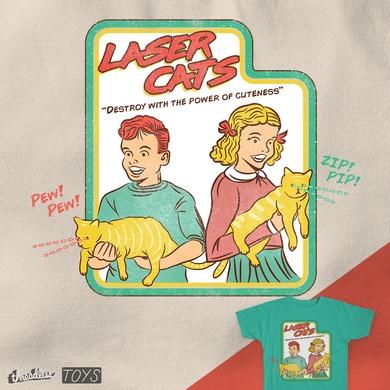 Laser Catz!