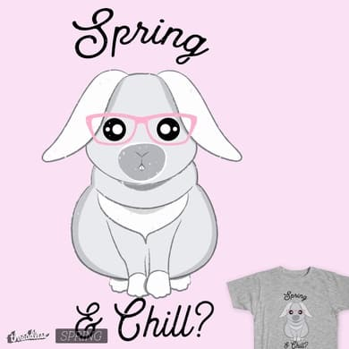 Spring and Chill?