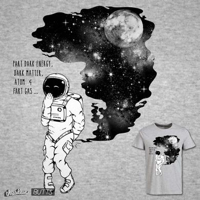 DE COMPOSITION OF OUTER SPACE