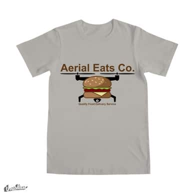 Burger Drone