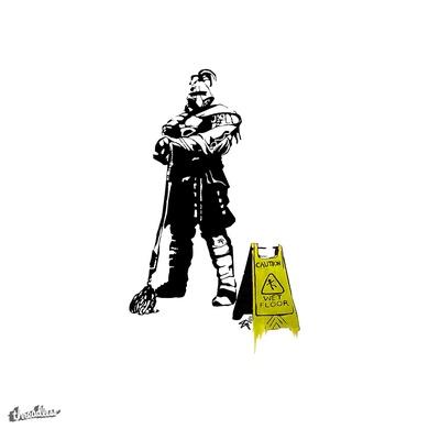 Mopping Champion
