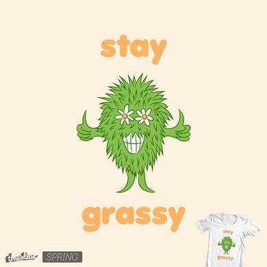 Stay Grassy San Diego!