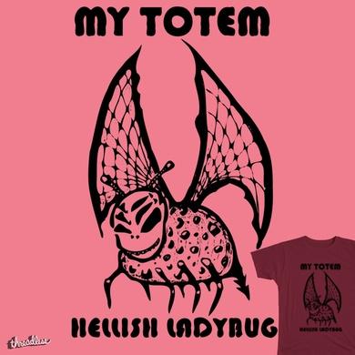 My totem ladybug!