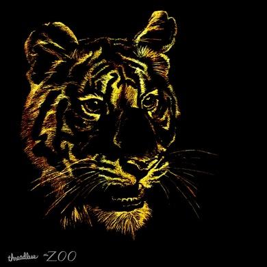 Maya Tiger
