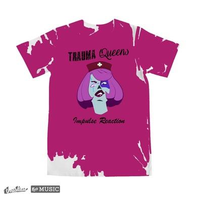 Trauma Queens First Album Shirt