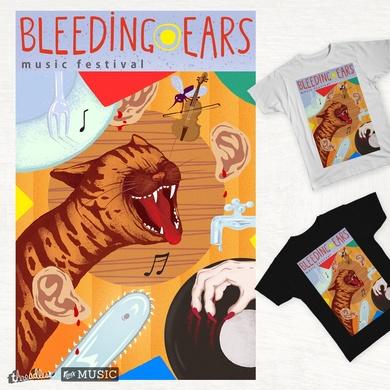 Bleeding Ears Music Festival