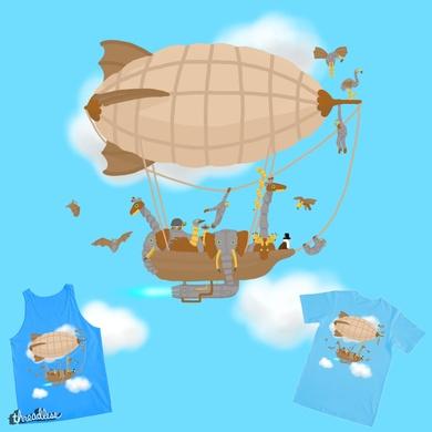 The Flying Ark