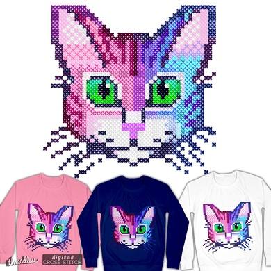 Pixel Cat