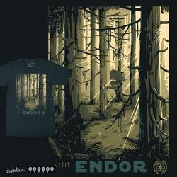 Visit Endor