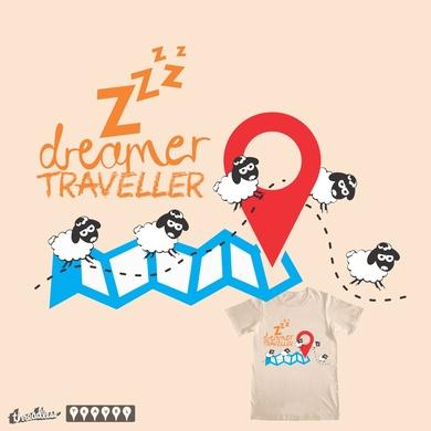 DREAMER TRAVELLER