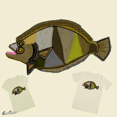 Picasso Flounder