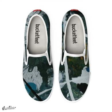 Three Blotches Bucketfeet Shoes