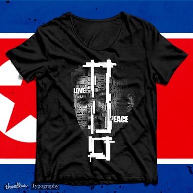 kim peace and love