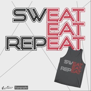 Sweat.Eat.Repeat.