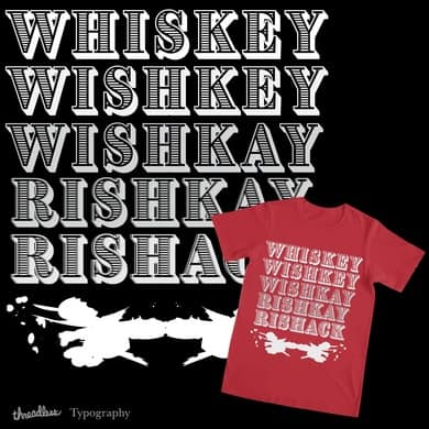 From Whiskey to Rorschach