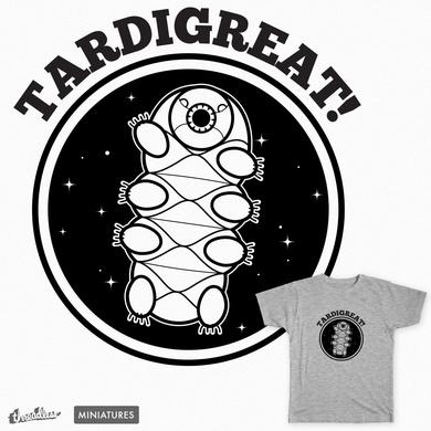 TardiGreat(errrrr)!