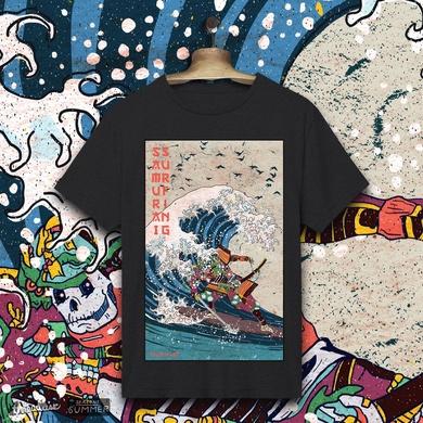 Samurai Surfing