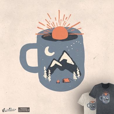 Mountain Morning Wake Up...