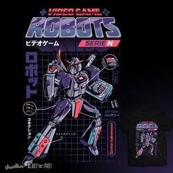 Video Game Robot - Model N
