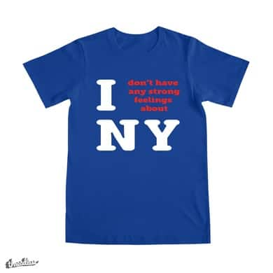 Do I love New York?