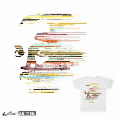 MLK glitchy mix version