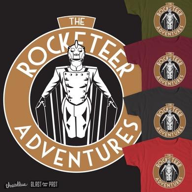 Rocketeer Logo Design