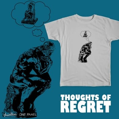 Thoughts Of Regret