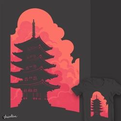 Pagoda Skyline