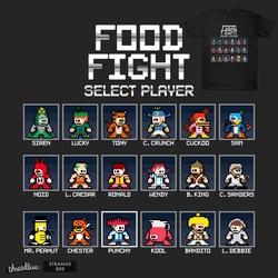 8-Bit Food Fight