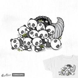Abundance of pandas