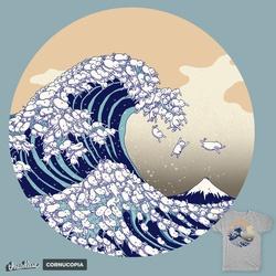 The great wave of kawaii