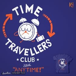 Time Travellers Club