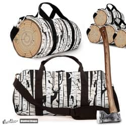 duffel-LOG-bag
