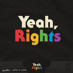 Yeah, Rights
