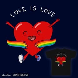Love triumphs