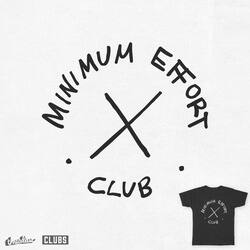 Minimum Effort Club