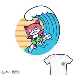 The Cat Surfer