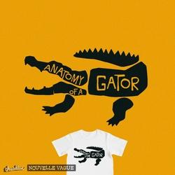 Anatomy of a Gator