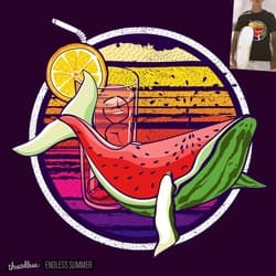 Summervibes Whale