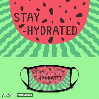 DRINK WATER(MELON)